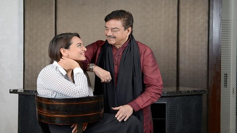 Sonakshi Sinha reveals dad Shatrughan's reaction after watching trailer of 'Happy Phir Bhag Jayegi'