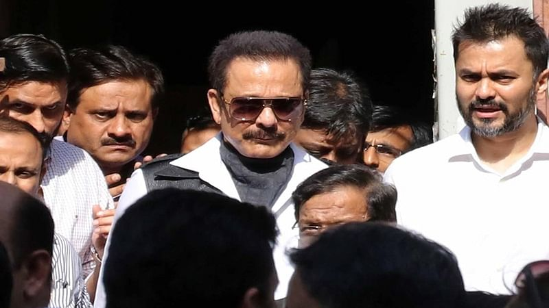Subrato Roy given conditional reprieve by SEBI court