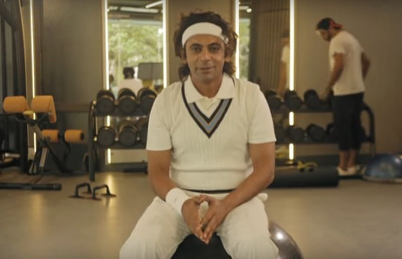 Watch Video: Sunil Grover's new project with 'Baby Doll' Sunny Leone