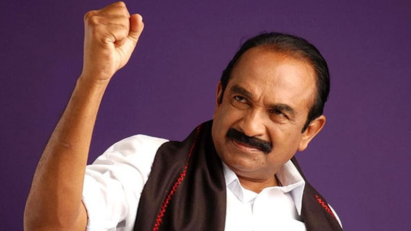 BJP flays Vaiko for holding black flag demo against PM Modi