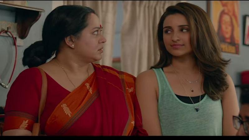 'Meri Pyaari Bindu' chapter 4 trailer: Quirky chemistry between Parineeti and Ayushmann's mother