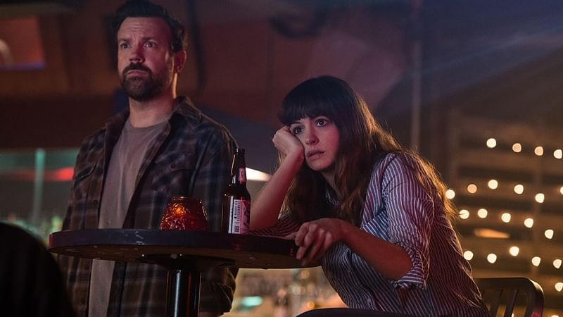 Colossal: Bizarre mash up of the human condition