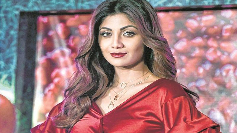 Shilpa Shetty: Willing it!