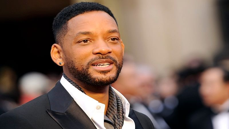 Will Smith is now a genie…for a movie