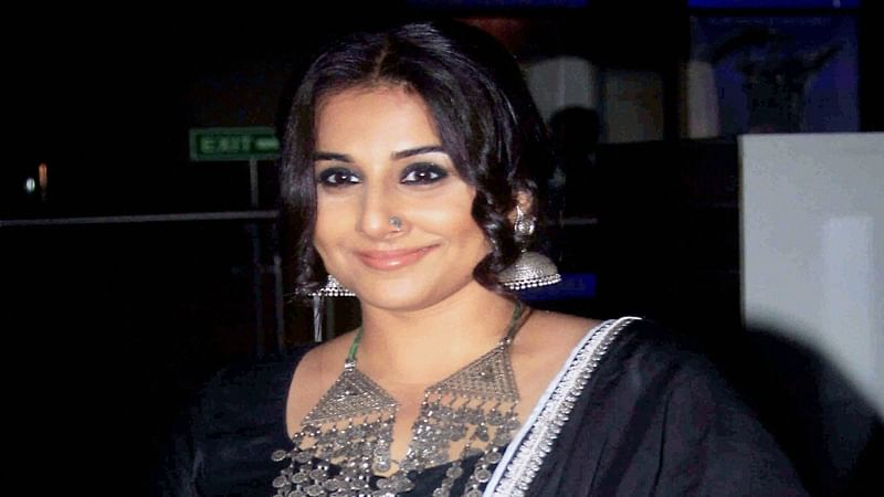 Vidya Balan looks unrecgonisable in throwback picture