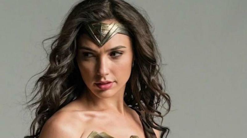 Beyonce helped Wonder Woman