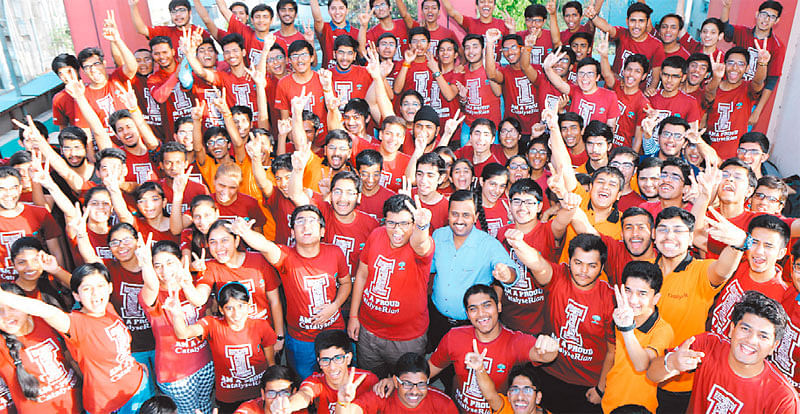 Indore: Catalyser students shine in JEE Mains
