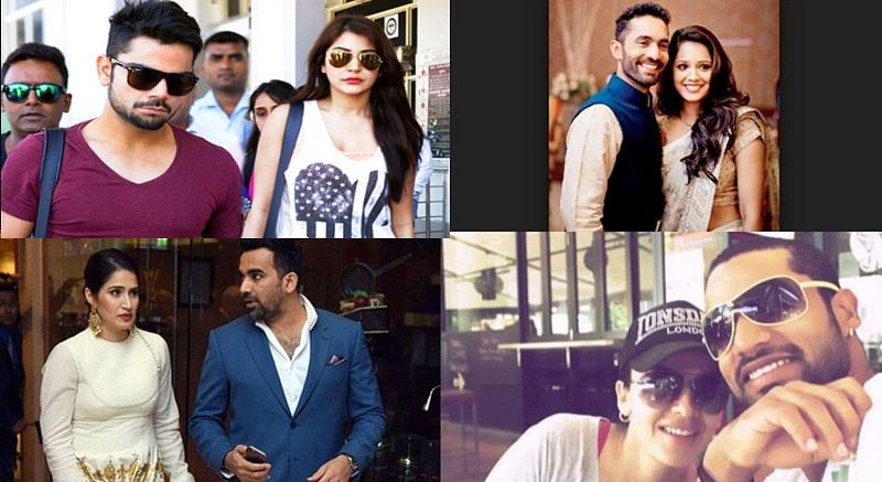 IPL 2017: 10 Indian cricketers and their hot WAGS