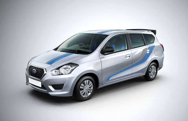 Datsun Launches Special Anniversary Editions of Go, GO+