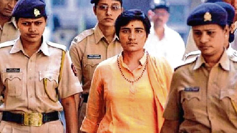 Ajmer blast case: NIA report says no proof against Sadhvi Pragya, Indresh