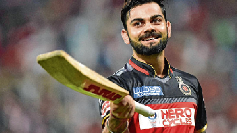IPL 2017 to kick off without some VIRAT stars