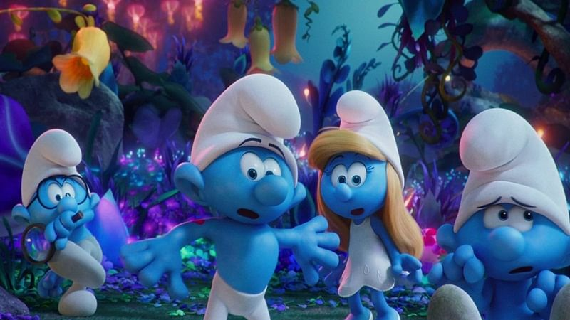 Smurfs: The Lost Village- An enjoyable toon trip