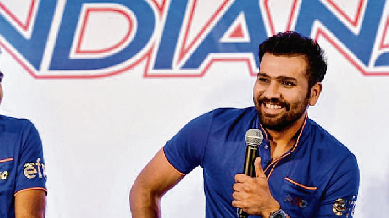 India-Australia series was the best of all: Rohit