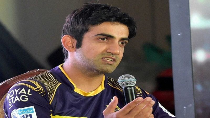 The Funny Side of Gambhir! When Gautam called his wife to search spoons in his own kitchen