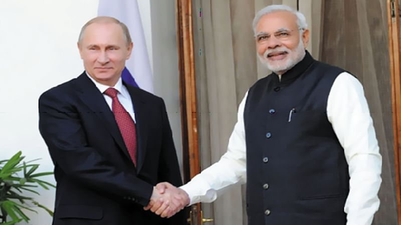 India, Russia sign pact for two more units of N-plant
