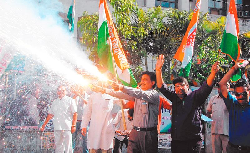 Bhopal: Ater victory may trigger upheaval in Congress; BJP blaming candidate