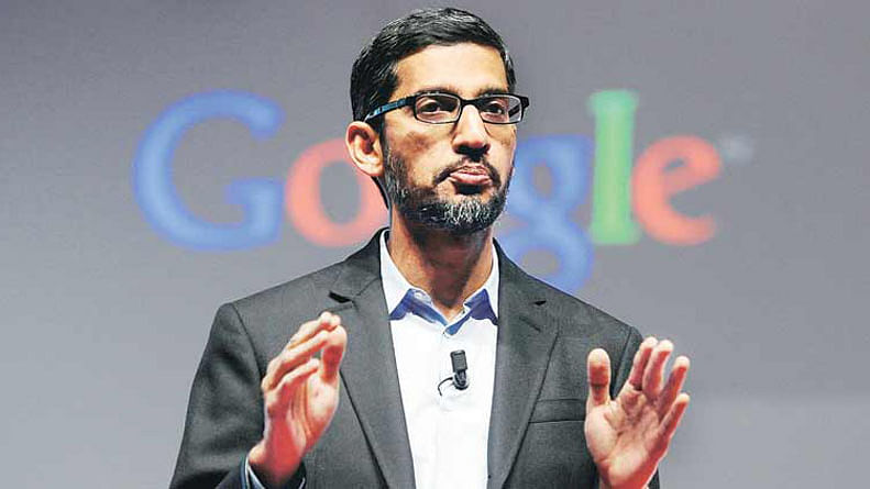 $4.5 billion from Google's $10 billion fund for Digital India goes to Reliance Jio, confirms Sundar Pichai