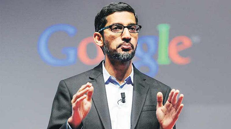 Google CEO Sundar Pichai made nearly $200mn in 2016