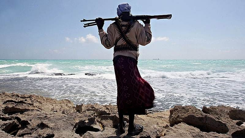 Somali pirates hijack small boat with 11 Indian sailors