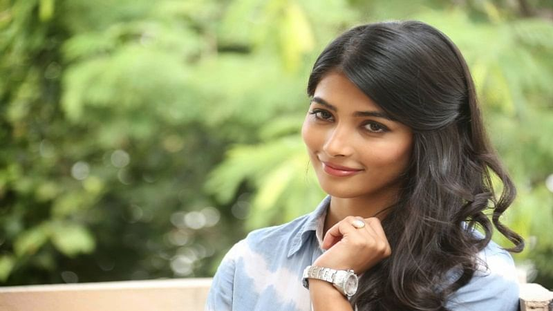 Pooja Hegde's 'stylist' party