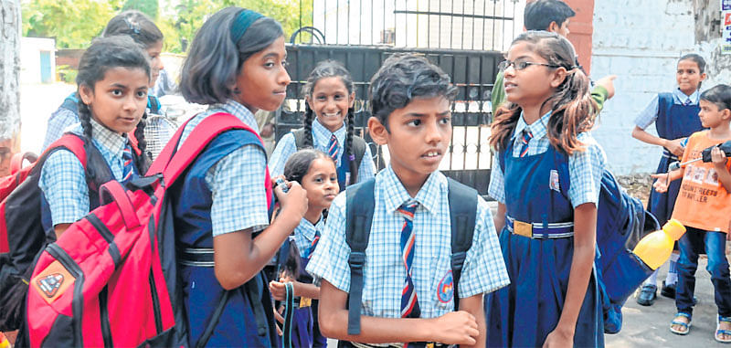Mumbai: Schools looting us, say parents