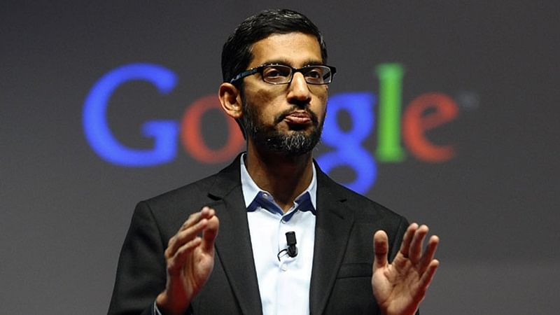 AI project: Google CEO Sundar Pichai secretly met Pentagon staff, says report