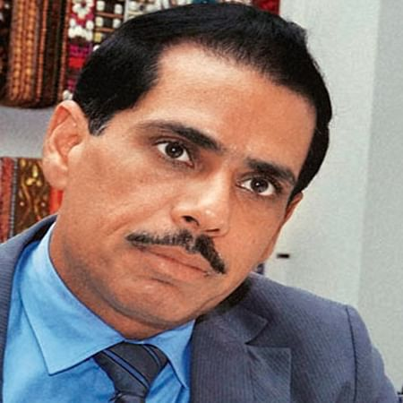 Robert Vadra questioned for the second day in benami assets case