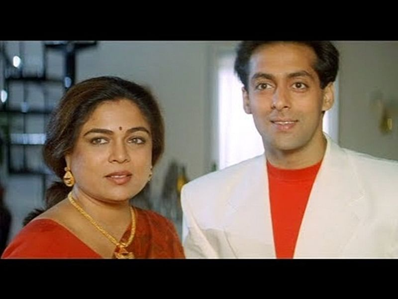 Reema Lagoo tribute: No one played Salman Khan's on screen mom better
