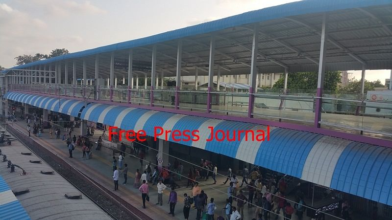 In Pics: Borivali Station gets an upgrade with a commuter lift, skywalk, and, bridge