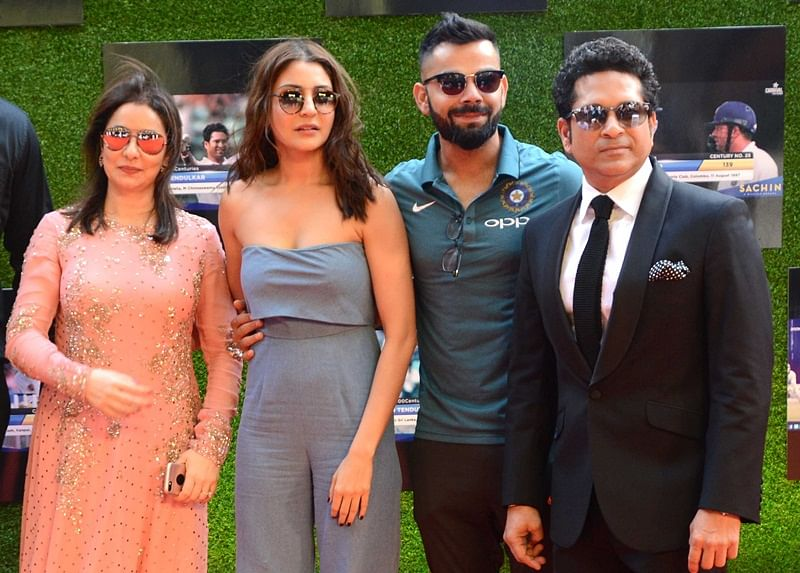 Sachin Tendulkar biopic premiere photos: Bollywood and cricket unite again