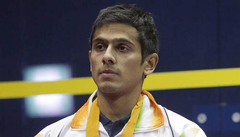Saurav Ghosal enters quarters of World championship