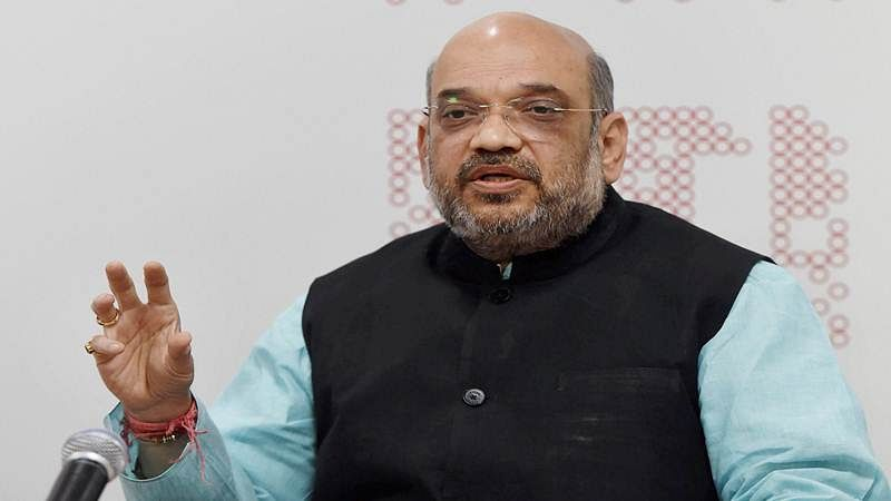 Siddaramaiah govt has broken records in corruption: Amit Shah