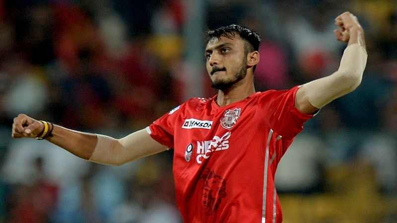 <b> Axar Patel </b> was bought by Delhi Capitals for Rs. 5 crore. He took a hat-trick in 2016 edition of IPL.