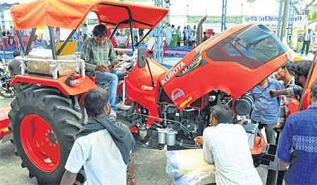 Ujjain: Agriculture Science Fair concludes today