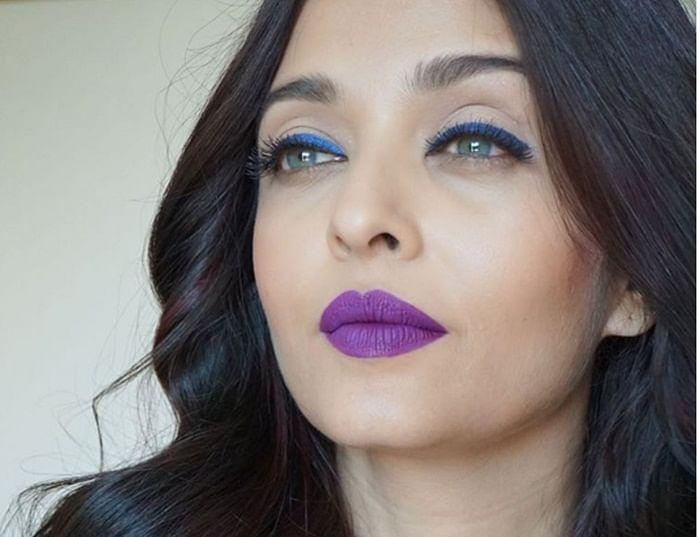 Cannes 2017: Aishwarya Rai Bachchan is back with her purple lips