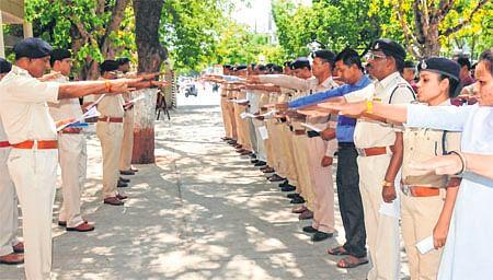 Mumbai: Force One conducts mock drill at Mantralay