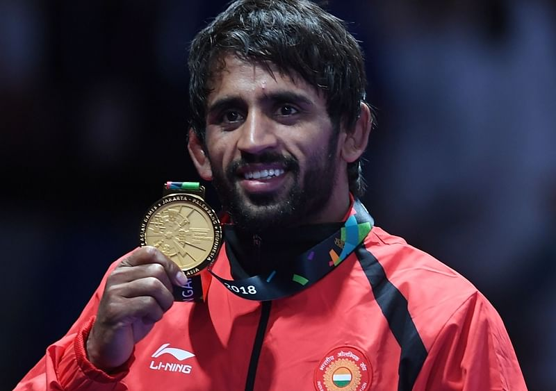 Indian wrestler Bajrang Punia settles for silver medal at World Championship