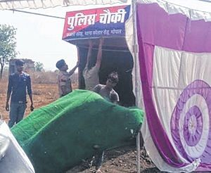 Bhopal: Honouring villagers' demand, minister Akbar orders instant setting up of police post