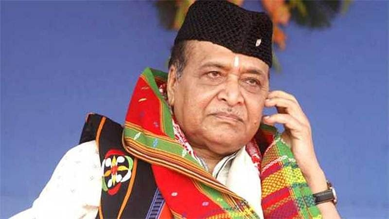 Bhupen Hazarika's son agrees to receive Bharat Ratna on behalf of father