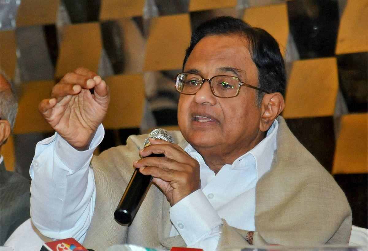 GDP slump: P Chidambaram slams Modi govt for ridiculing Manmohan Singh's suggestions
