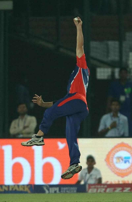 IPL 2017: Corey Anderson takes jaws dropping catch to dismiss Dinesh Karthik
