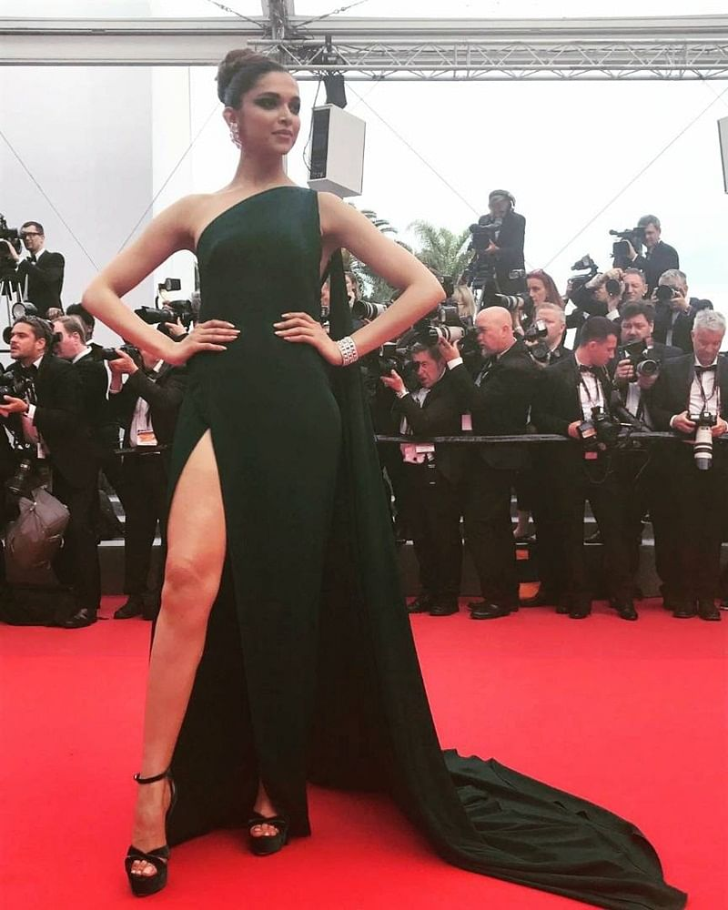 Cannes 2017 Day 4: Fashion queen Sonam Kapoor rules red carpet