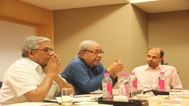 Mumbai: Round table on management education