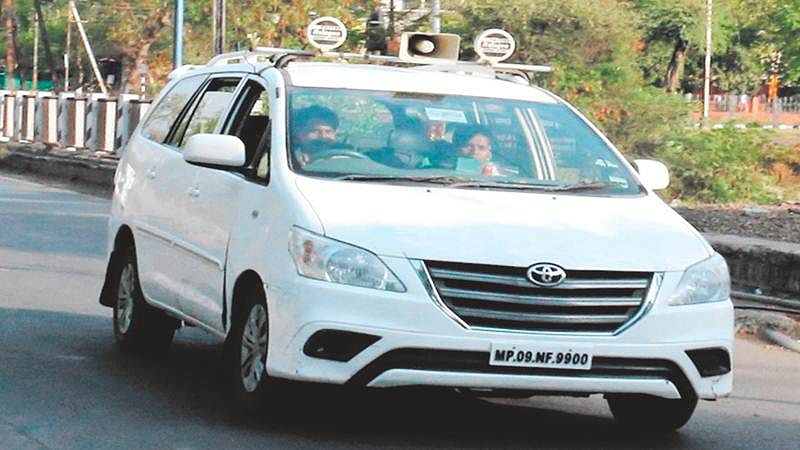 Indore: Finally, RTO wakes up, directs officials to take action