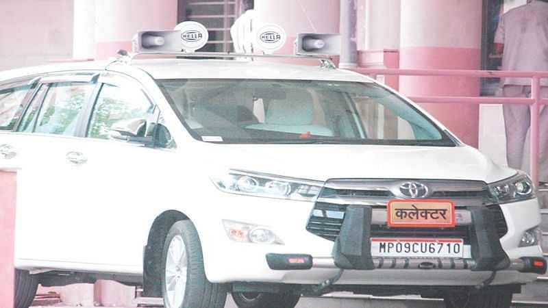 Indore: Babus unwilling to shed VIP culture