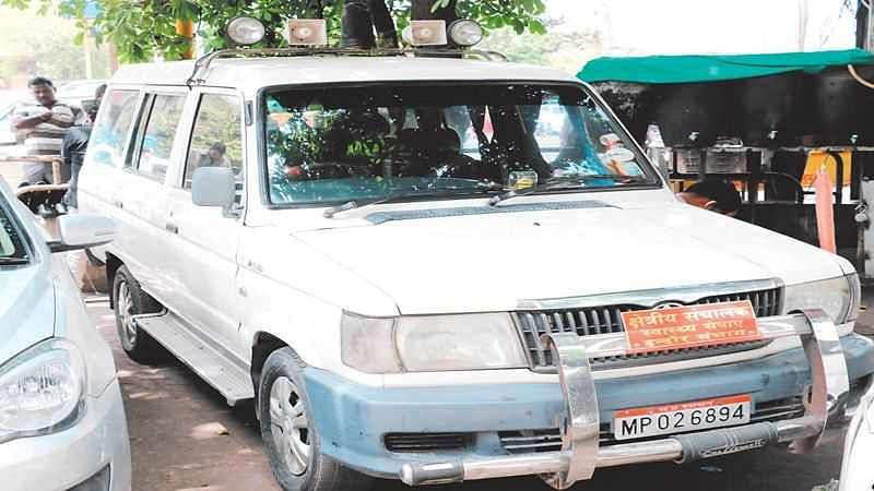 Indore: RTO fails to act against hooters, finds just one vehicle in last 2 months
