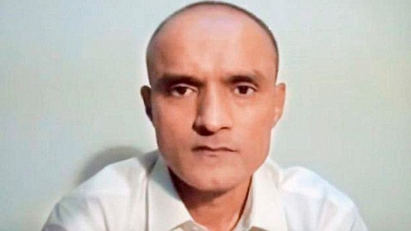File photo of former Indian naval officer Kulbhushan Jadhav