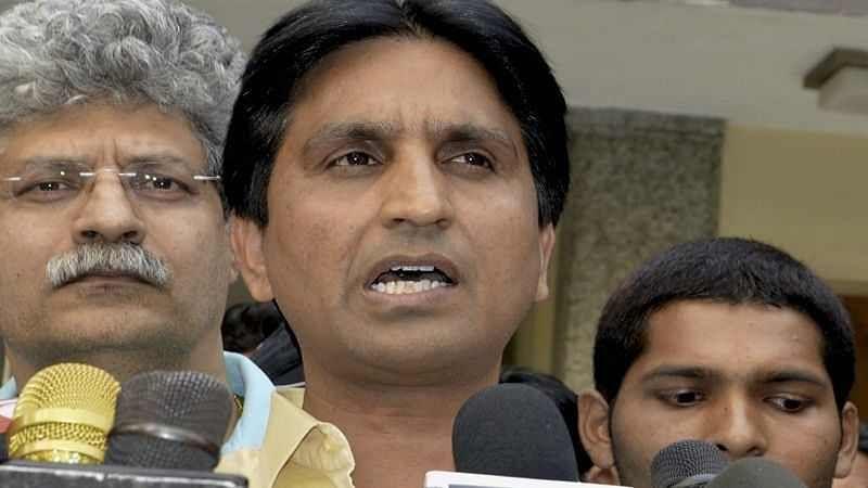 Deepak Bajpai replaces Kumar Vishwas as AAP in-charge for Rajasthan elections