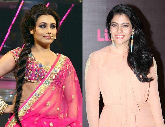 Bollywood's Sibling Secrets! When Kajol and Rani Mukerji didn't get along for years