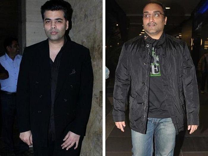 Is Karan Johar upset with Aditya Chopra because of Karan Malhotra?